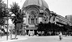 Gaumont Palace in Paris